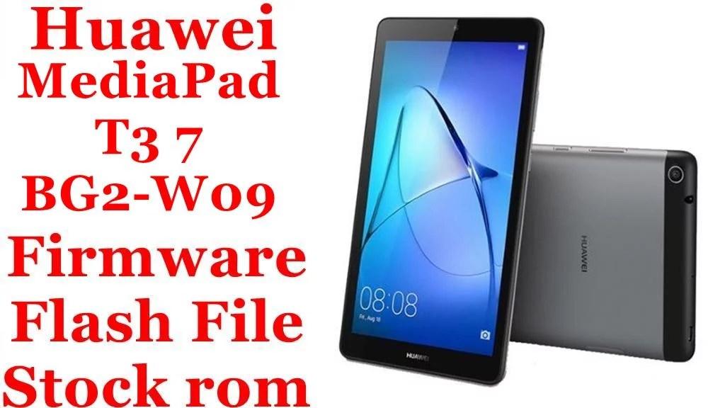 Huawei MediaPad T3 7 BG2 W09