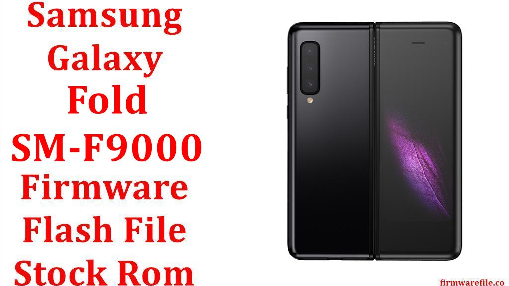 Samsung Galaxy Fold SM F9000