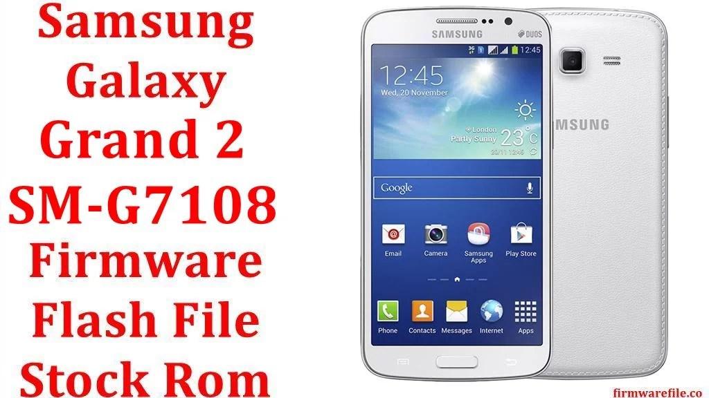 Samsung Galaxy Grand 2 SM G7108
