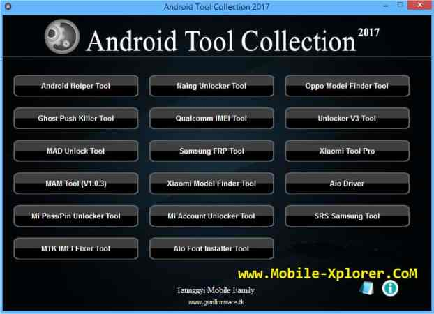 Android Tools Collection