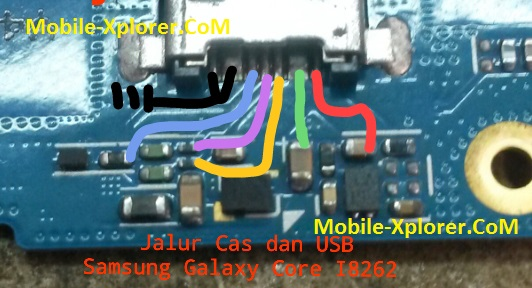 Samsung I8260 USB Charging Problem Ways Solution