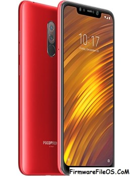 Xiaomi Pocophone F1 8.1 (Oreo) Official Firmware Without Password