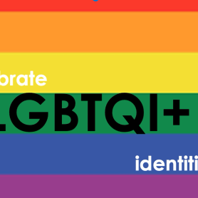 Celebrating LGBTQI+ History Month
