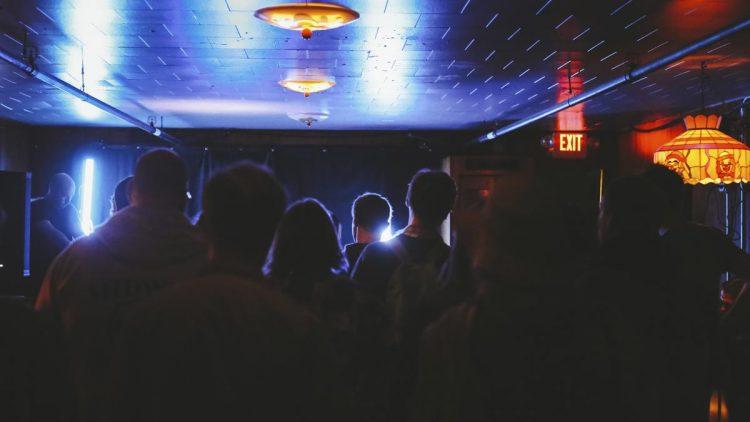 The Clown Lounge Crowd