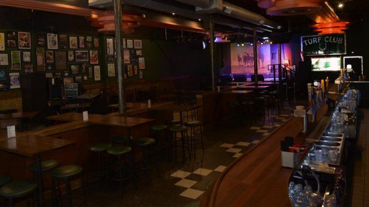 Turf Club Interior