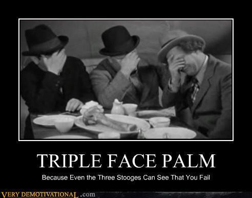 TripleFacepalm