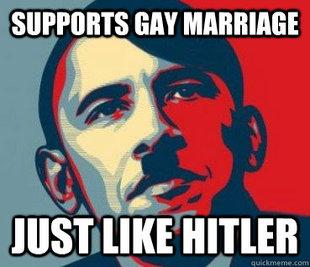 ObamaJustLikeHitler