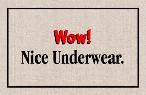 DoormatNiceUnderwear