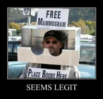 SeemsLegitMammogram