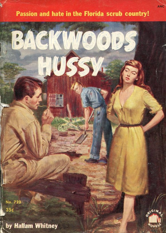 Backwoods Hussy
