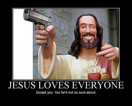 JesusPistol