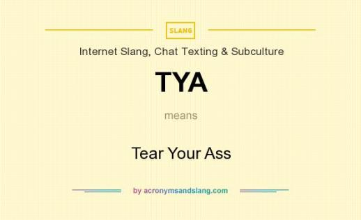TYA meaning - what does TYA stand for?