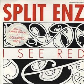 Split-Enz-I-See-Red---Red-V-26856