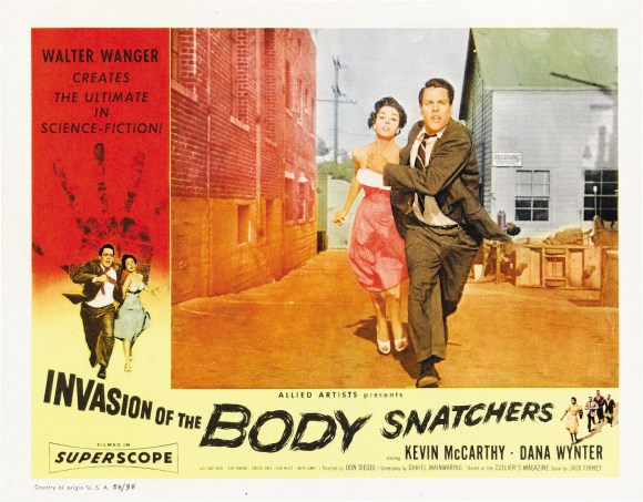 Invasion of the Body Snatchers 1956 poster 8