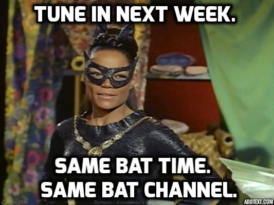 Catwoman meme