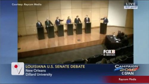 Not so Gret Stet debate.