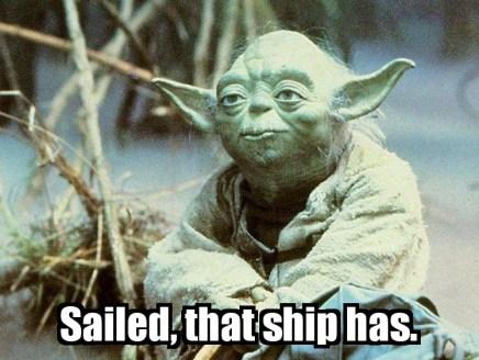 YodaSailedShip
