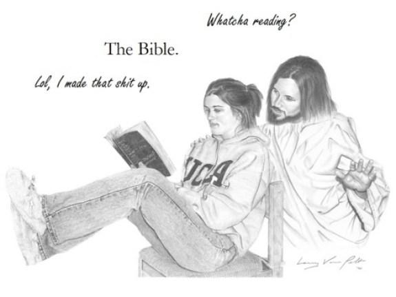 JesusMadeThatShitUp