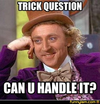 TrickQuestion