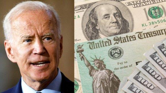 Joe Biden And The Checks