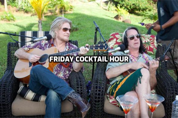 Cocktail Hour Todd Darryl
