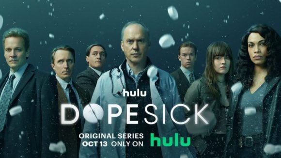 Dopesick Cast