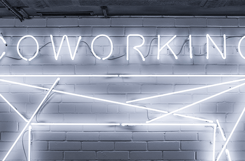 Flexible co-working spaces in Chichester