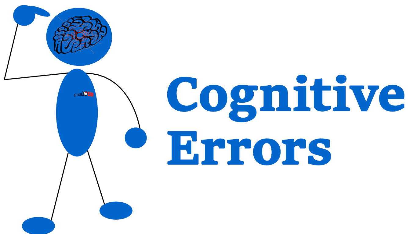 Cognitive errors in medicine: The common errors - First10EM