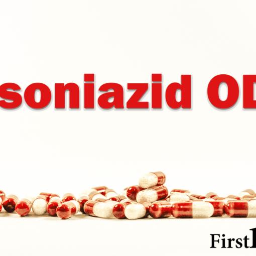 Isoniazid overdose title image
