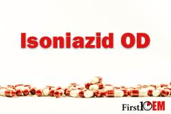 Isoniazid overdose