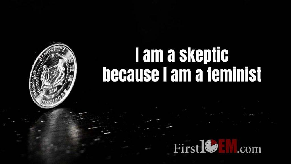Skeptic trademark