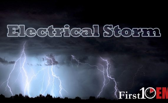 management of electrical storm