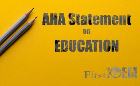 Medical Education Statement AHA
