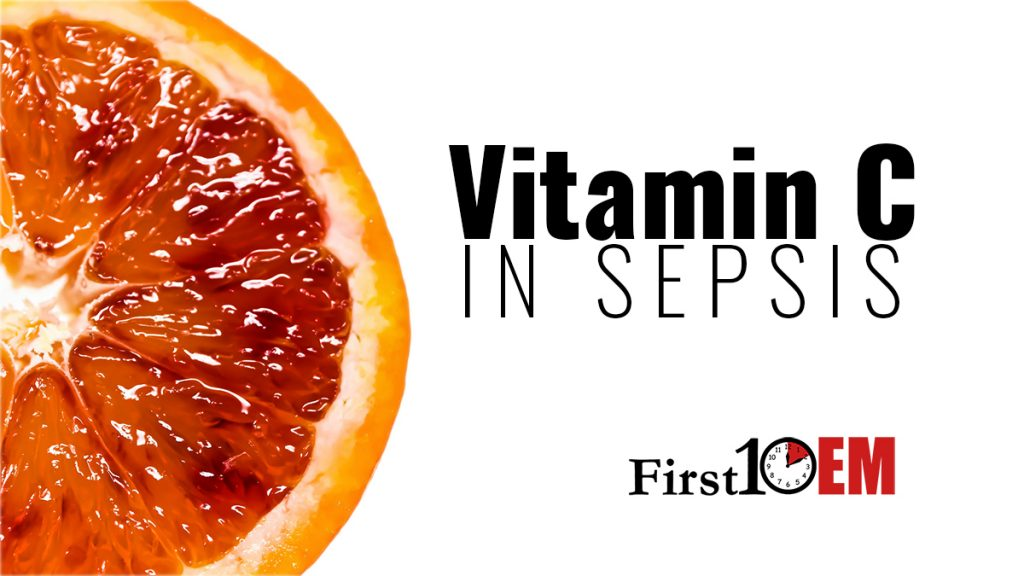 vitamin c in sepsis