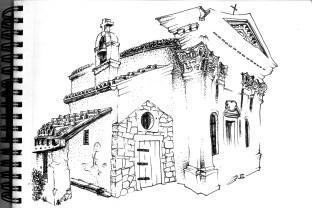 Čikat - Chiesa dell'Annunciazione