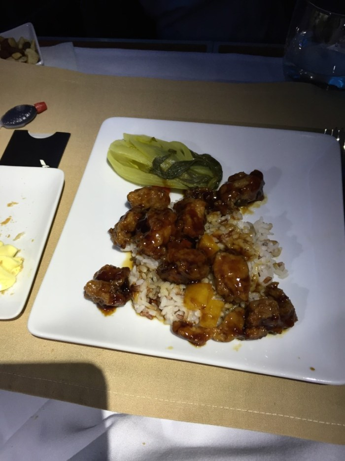 Chicken Sweet and Sour