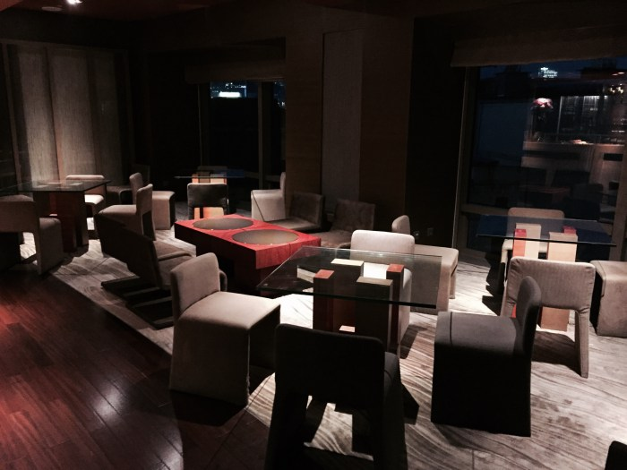 Hyatt - Club Lounge - Seating