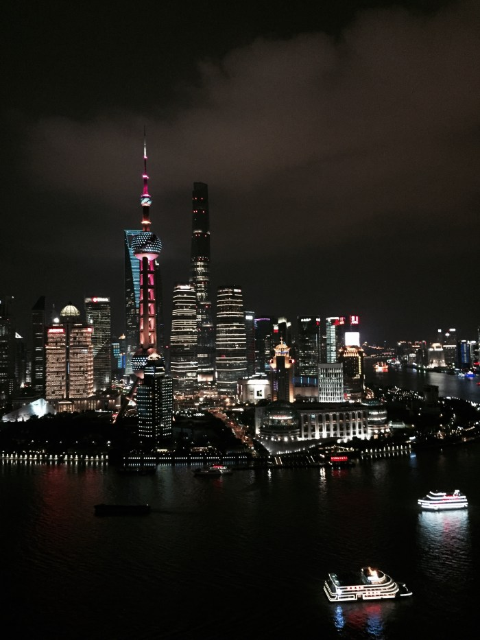 Shanghai - Nighttime view