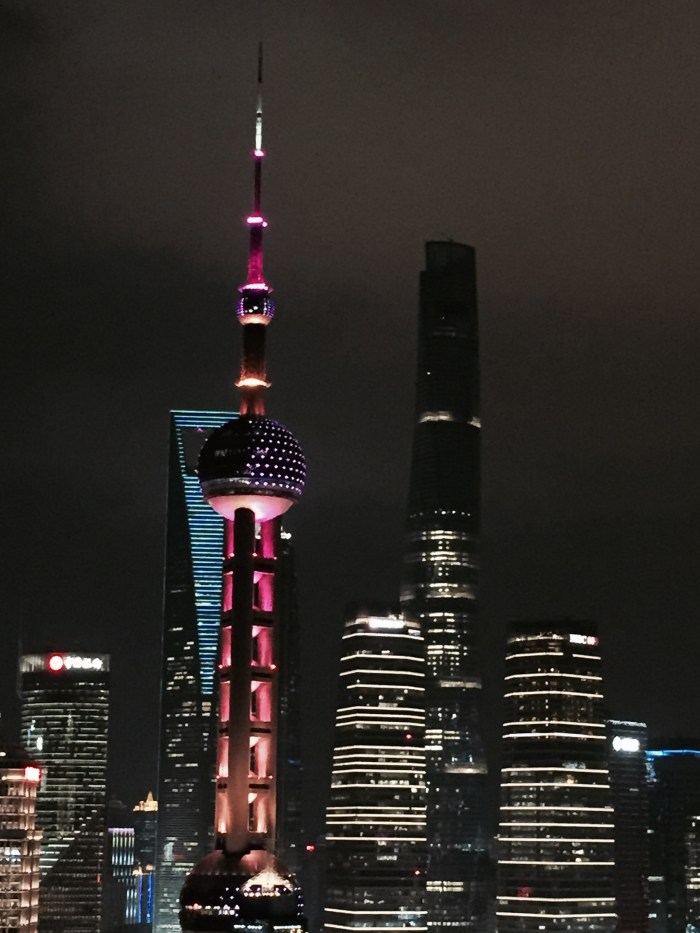 Shanghai - nighttime view 3