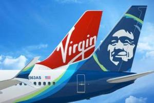 Alaska Air Virgin America JAL Alaska Airlines New Partner