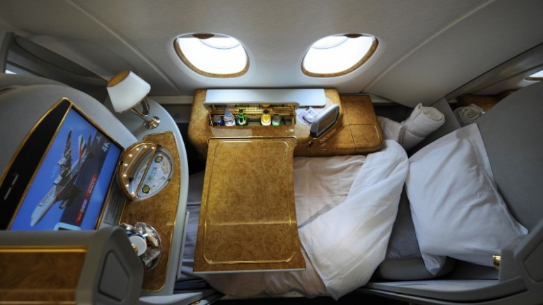 Alaska Air Devaluation Emirates First Class