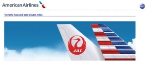 Earn Bonus Miles Flying American to Asia