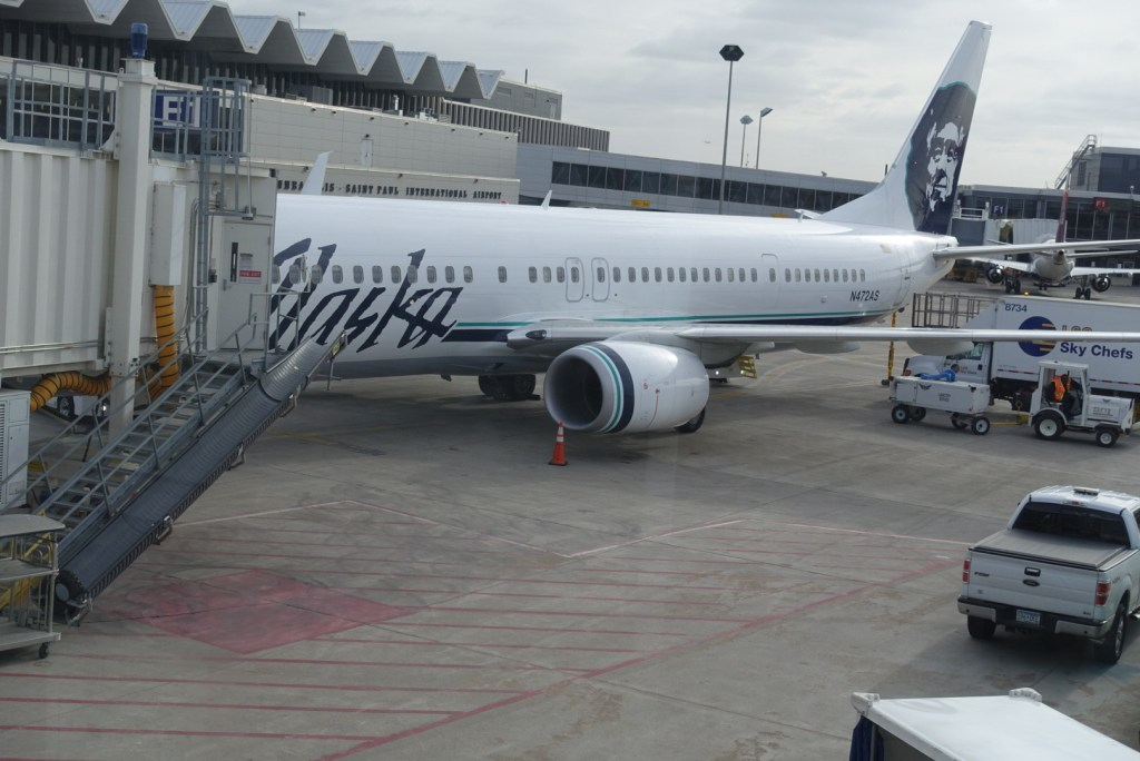 Alaska Airlines Minneapolis Seattle News Update Alaska/Singapore Partnership & Uber Pool Issues