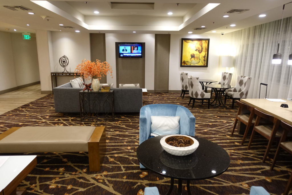 Doubletree Los Angeles Airport