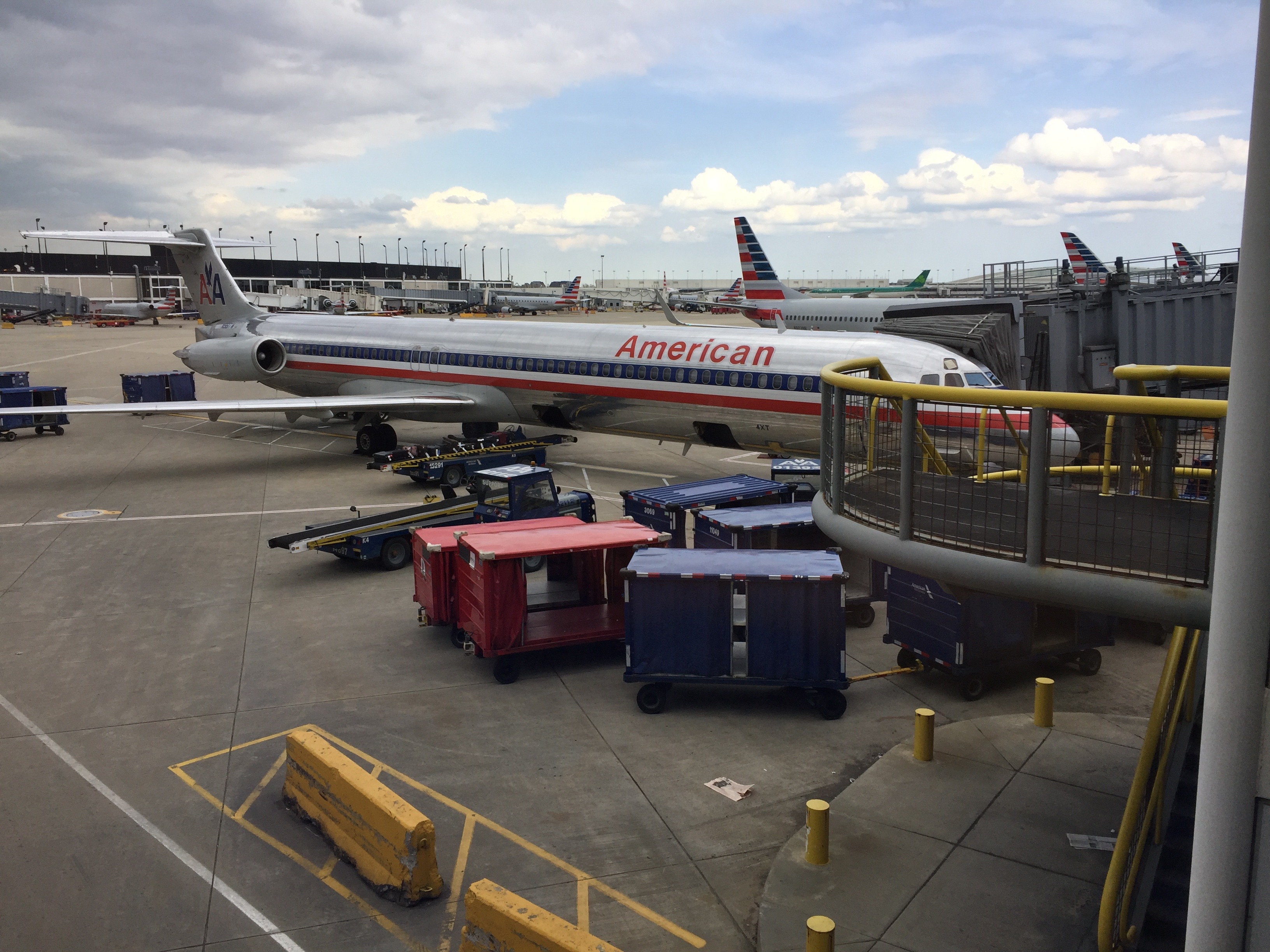 American Airlines Chicago Minneapolis