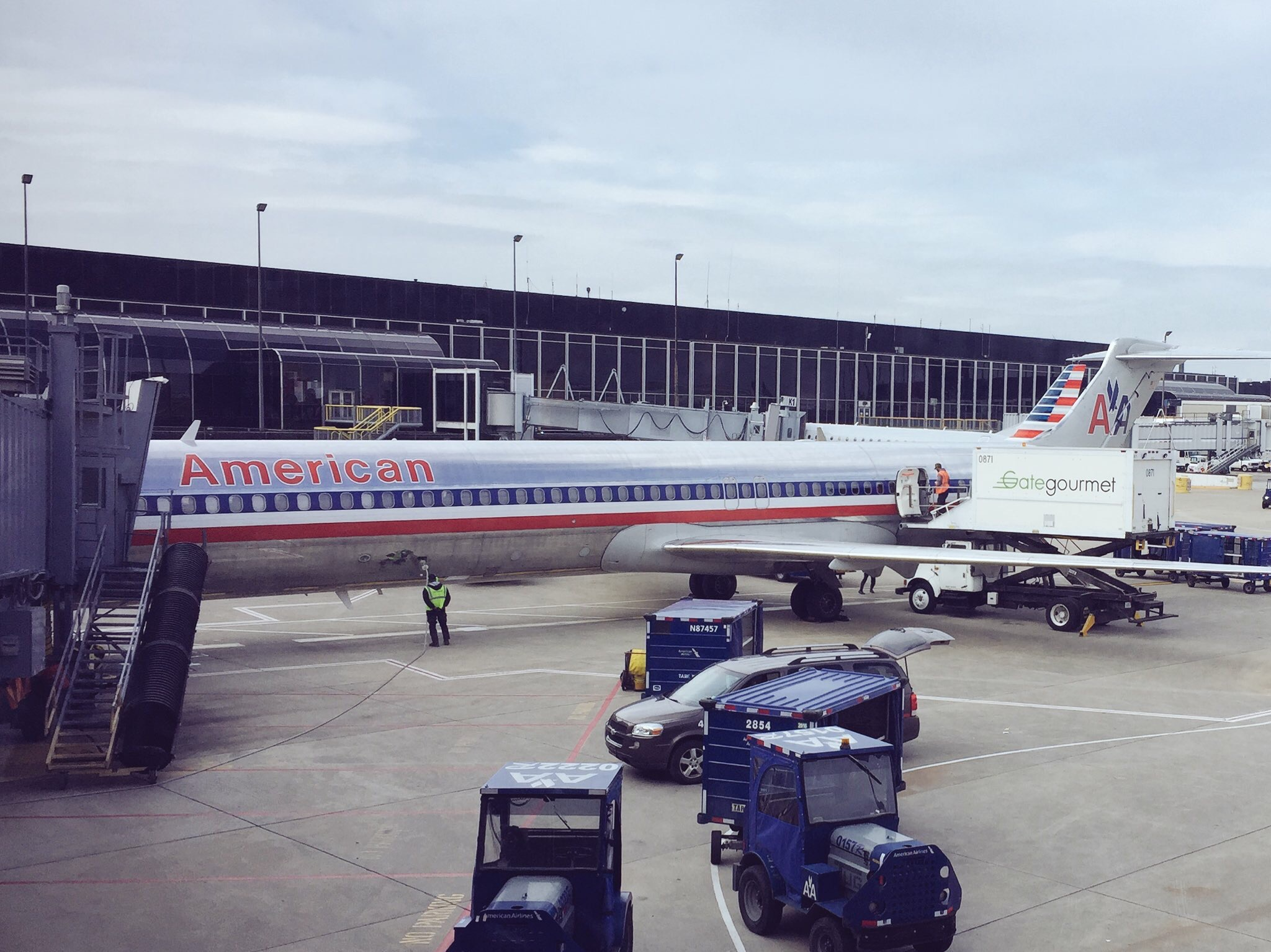 American Airlines Minneapolis Chicago