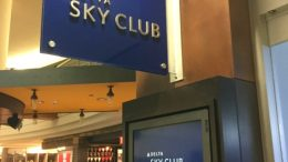 Delta Sky Club Minneapolis