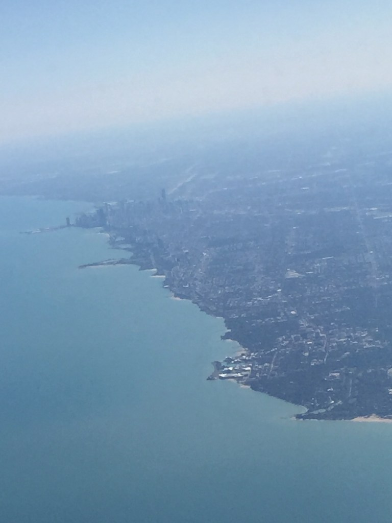 American Airlines Detroit Chicago
