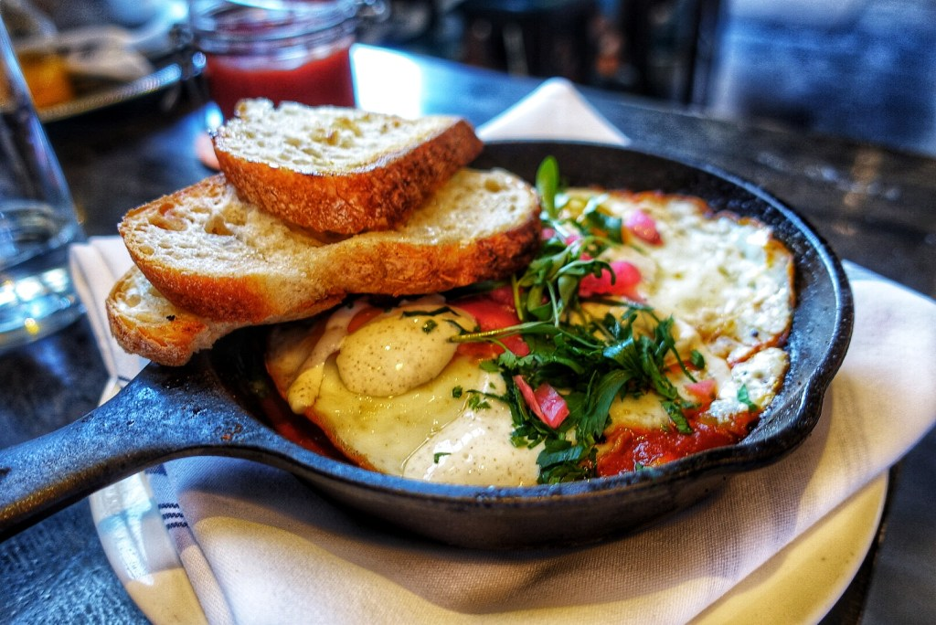 Weekend Brunch Delights at The Dorian San Francisco