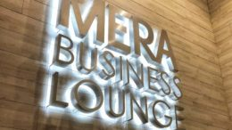 MERA Business Lounge Cancun Terminal 3